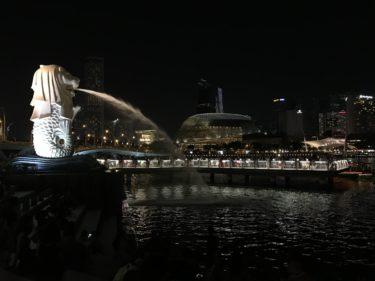 1泊2日シンガポール観光!マレーシアからバスで国境越えしてみた