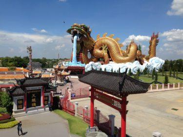 【タイ】スパンブリ観光!バンコクからロットゥーで3時間
