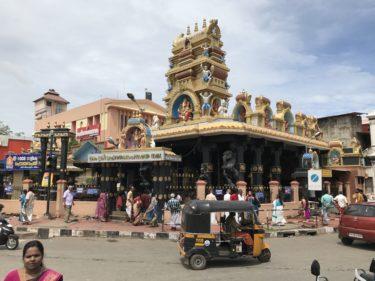 【南インド】トリヴァンドラム観光!国内第2位のレストランVilla Mayaも