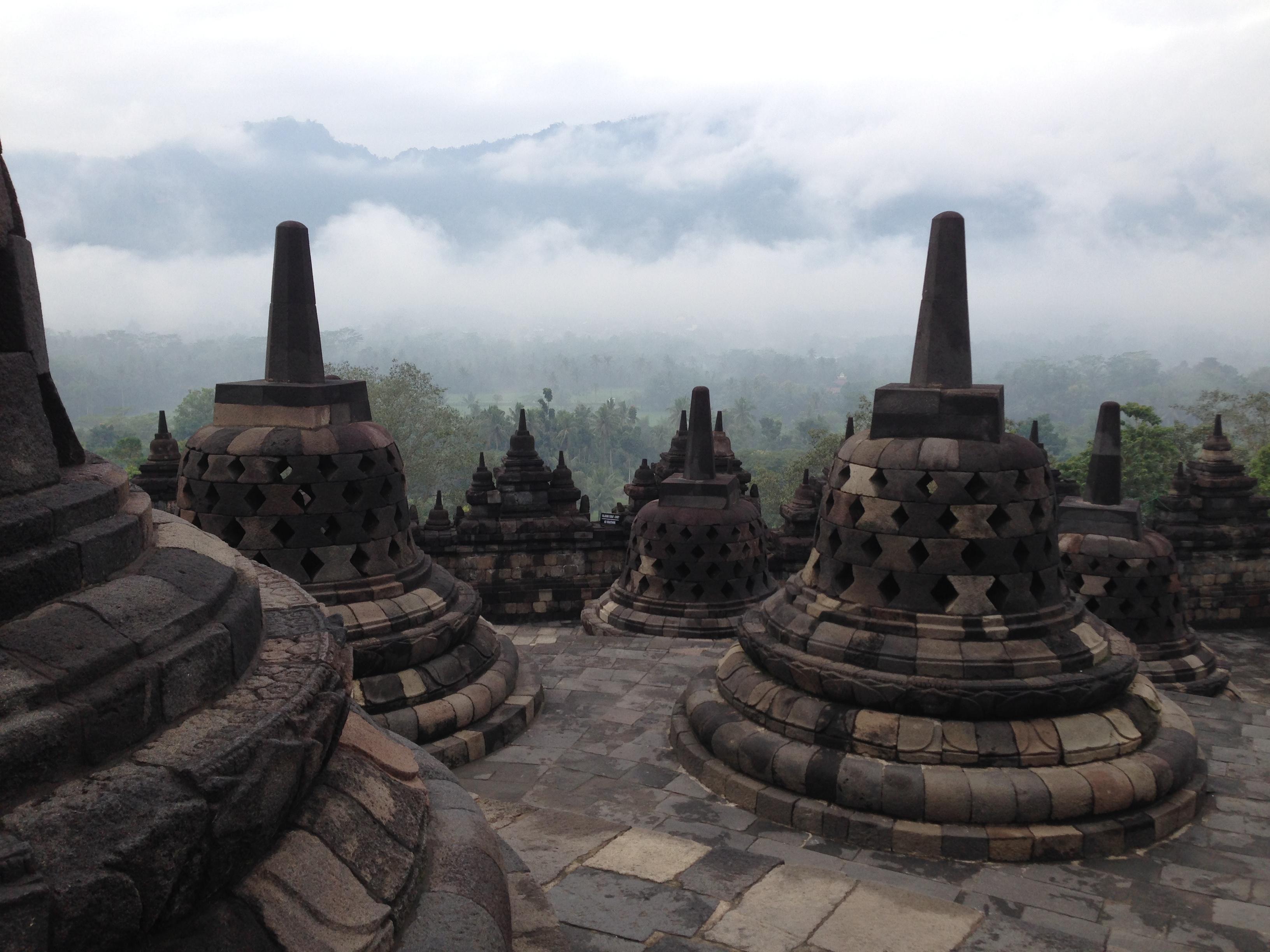 【インドネシア】ジョグジャカルタ周辺観光4選!世界遺産の遺跡や自然