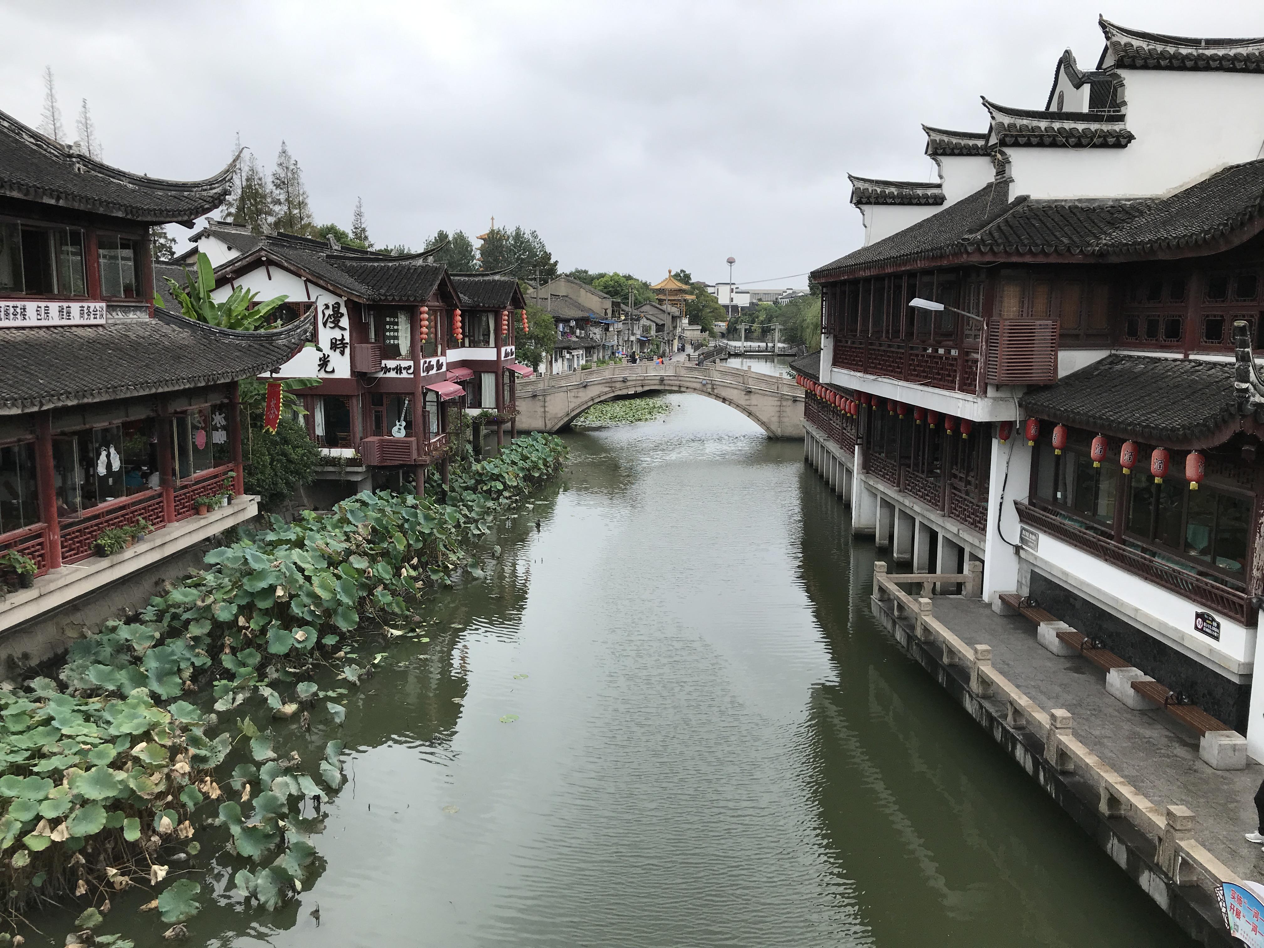【七宝老街】上海中心部から一番近い水郷で古き良き中国観光&グルメ