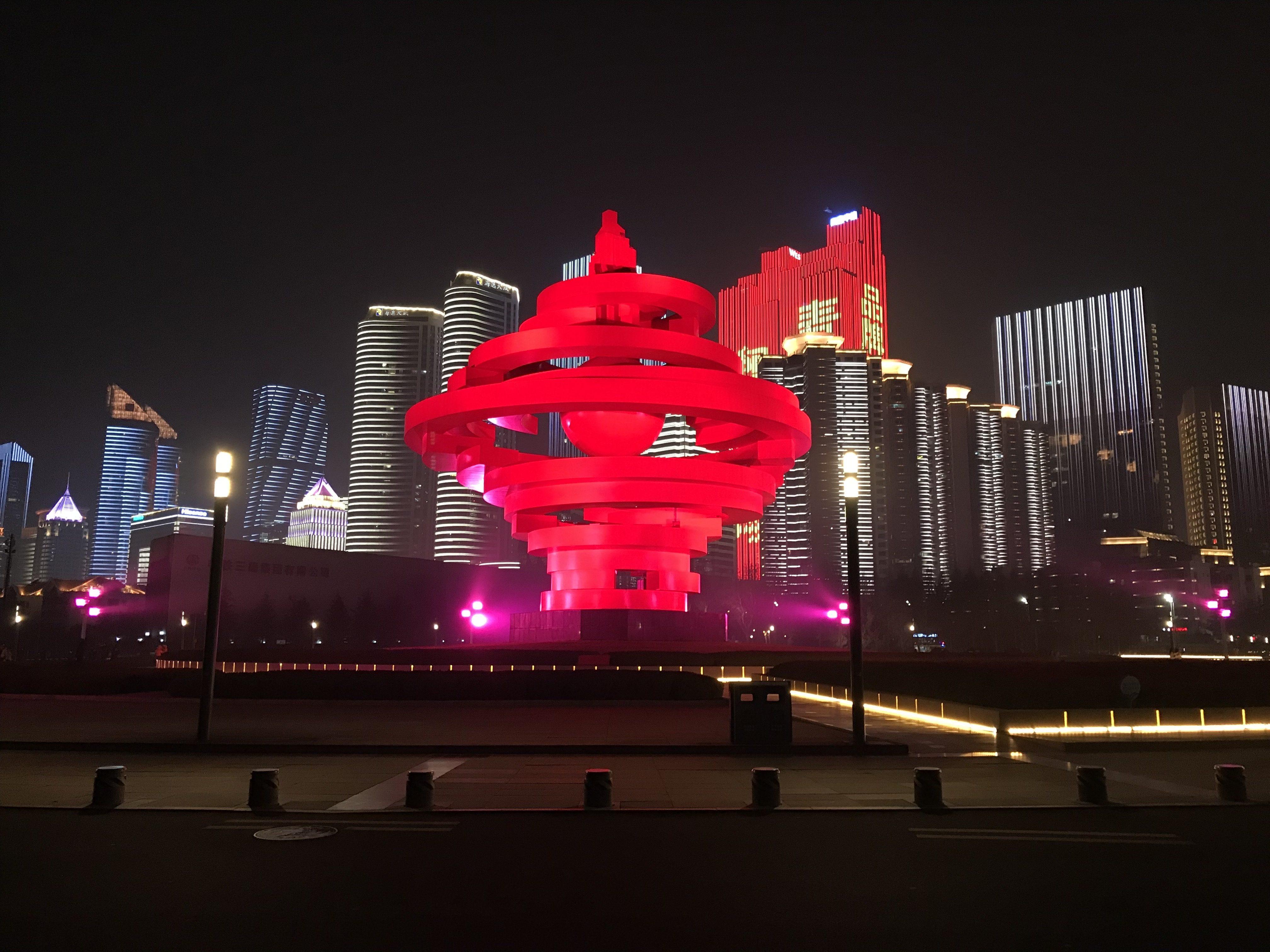中国の発展と今後の更なる可能性を痛感!山東省・青島/煙台一人旅