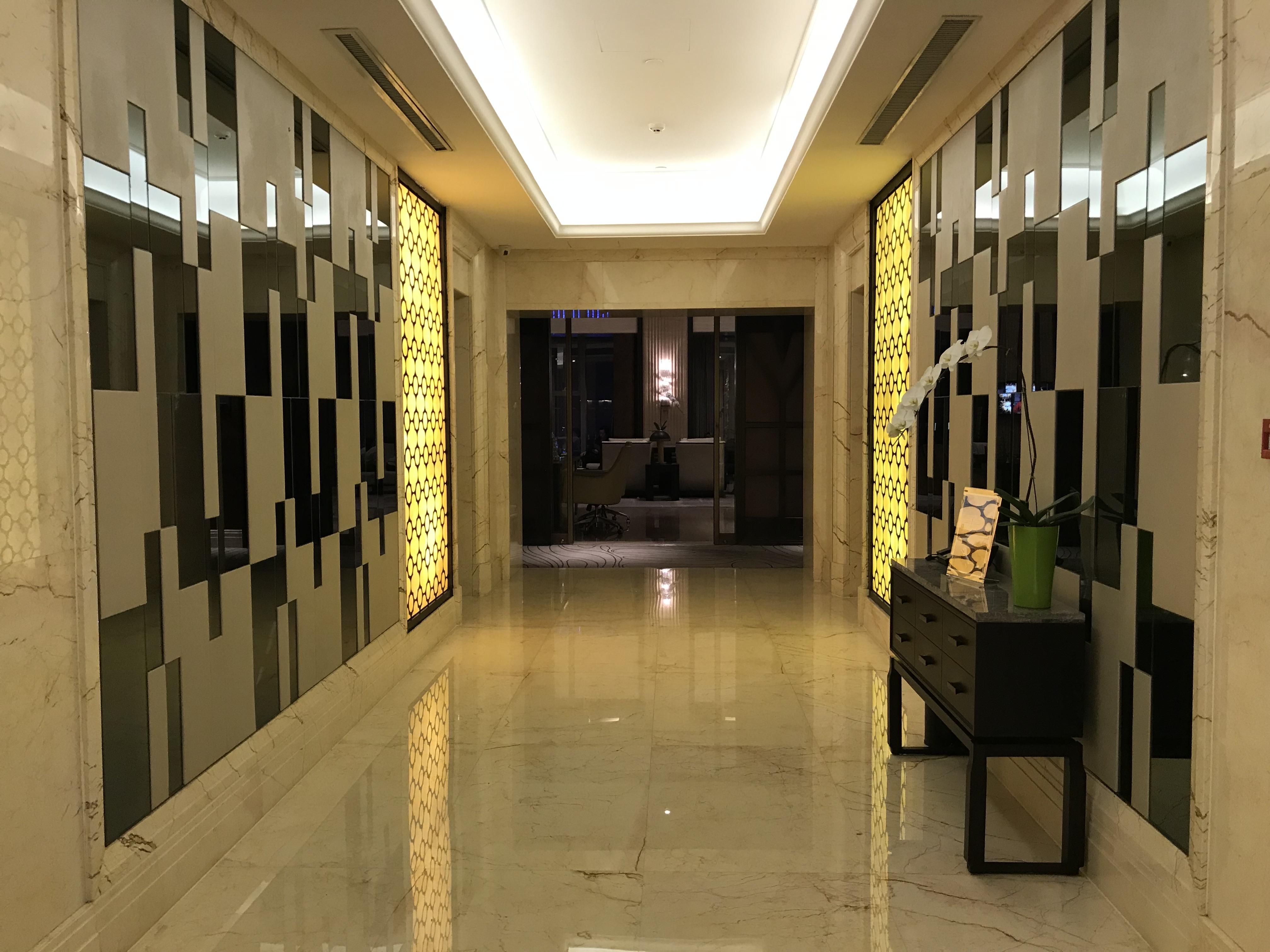 【中国】ウェスティン青島(威斯汀酒店)宿泊記!アクセスやホテル内の様子