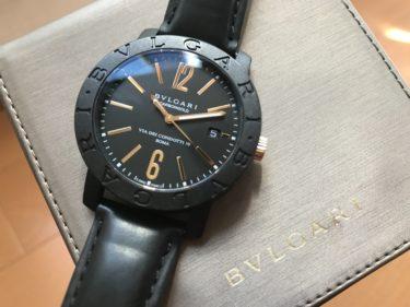 【高級腕時計】ブルガリ・ブルガリを買って感じたメリット・デメリット