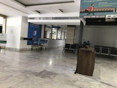 【インドの病院】あるチェンナイ駐在員の食中毒体験記