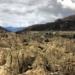 絶景「月の谷」ボリビア最大都市ラパス郊外にある知る人ぞ知る名所